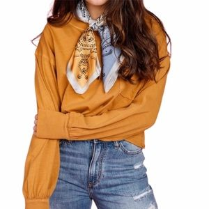 Free People We the Free Austin Autumn Pearl Top